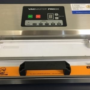 vacpack VS305 Domestic/Semi Commercial Vacuum Packer