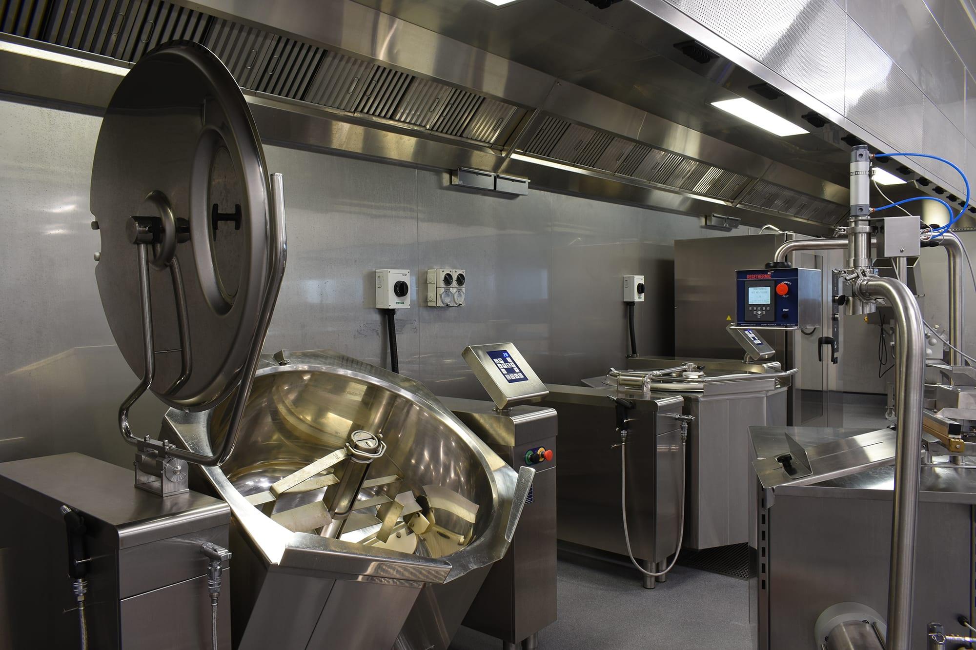 vacpack innovation in food industry Dieta Kettles